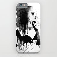 iPhone & iPod Case featuring Wild Horses by Bambi Eyez