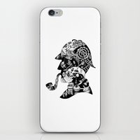 Mr. Holmes iPhone & iPod Skin