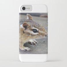 Chipmunk iPhone 7 Slim Case
