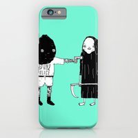 iPhone & iPod Case featuring Rob Death by Mr. JJ