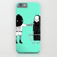 Rob Death iPhone 6 Slim Case