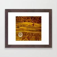 Geology 3 Framed Art Print