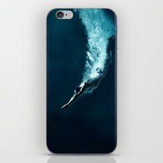 Olympic game swim iPhone & iPod Skin