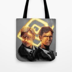 Detectives Tote Bag