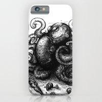 Octopus #8 iPhone 6 Slim Case