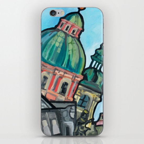 View From Charles Bridge iPhone & iPod Skin