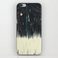 warpspeed iPhone & iPod Skin