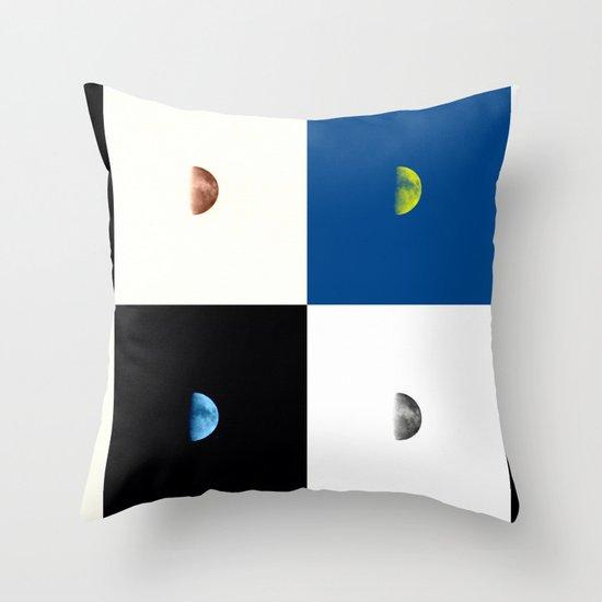 Lunamosity Throw Pillow
