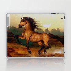 HORSE-Prairie dancer Laptop & iPad Skin