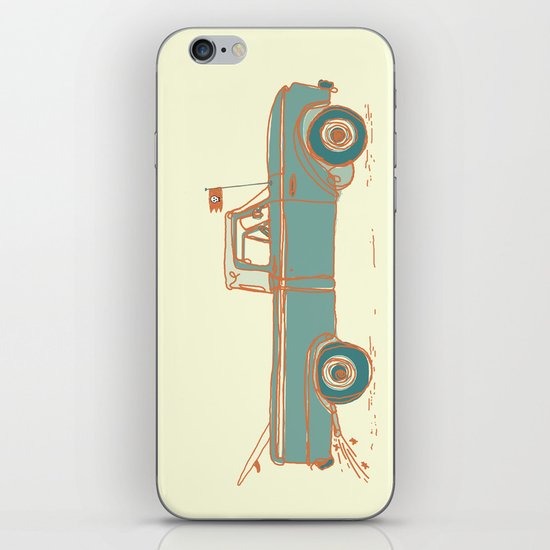 Get Lost #2 iPhone & iPod Skin