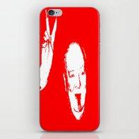 Churchill Fifteen iPhone & iPod Skin