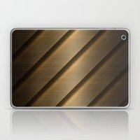 Copper Brass Metal Pipe Laptop & iPad Skin