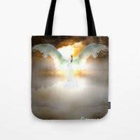 Angelic Maiden Tote Bag
