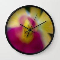 Ecstasy Wall Clock