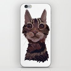 Bonnie The Cat iPhone & iPod Skin