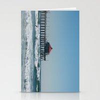Huntington Beach Life Stationery Cards