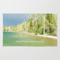 Grand Teton National Par… Rug