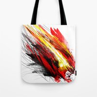Speed & Velocity Tote Bag