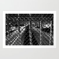 Overpass and Make it Last  Art Print