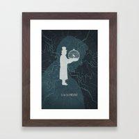 The Prestige Framed Art Print