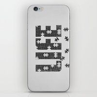 Lets Play A Game iPhone & iPod Skin