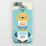 Adventure Totem iPhone 6 Slim Case