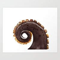 Ocean Treasures No.2  Oc… Art Print