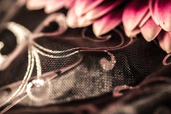 Delicate Lace Art Print