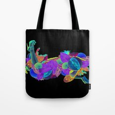 Candela Collage Tote Bag