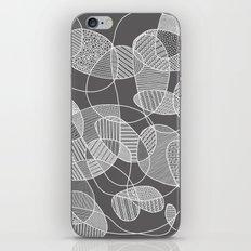Tangled in B&W iPhone & iPod Skin