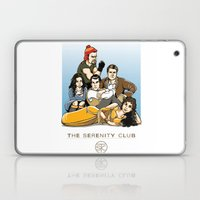 The Serenity Club Laptop & iPad Skin