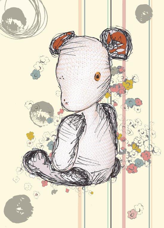 Mr Ted Art Print