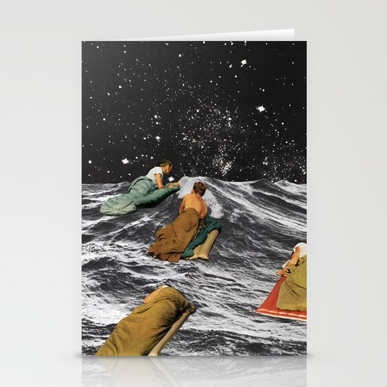 DRIFTERS Stationery Card