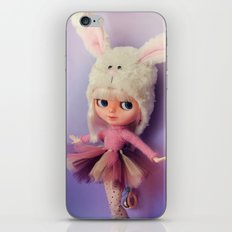 Funny Blythe doll iPhone & iPod Skin