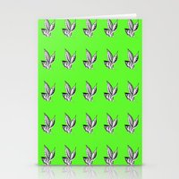 Leaves Of Three Stationery Cards