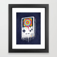 Gaming Framed Art Print