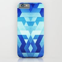 Abstract Geometric Trian… iPhone 6 Slim Case