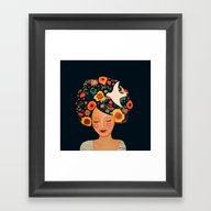 Rosarita Framed Art Print