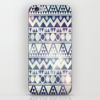 Tribal Gathering iPhone & iPod Skin