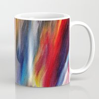 Abstract Painting Mug