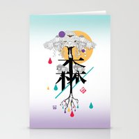 Moriforest Stationery Cards