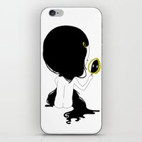 Some days are different iPhone & iPod Skin