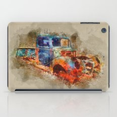 Abandoned Ford Truck iPad Case