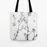 Gunpowder Branches Tote Bag
