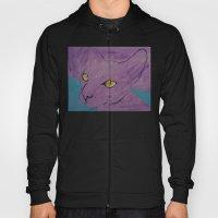 Purple Sphynx Hoody