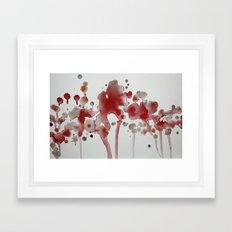 Ping Framed Art Print