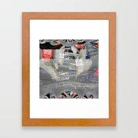 Evade musk untie atone jars task noose afore send. Framed Art Print