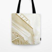 Squarey Tote Bag