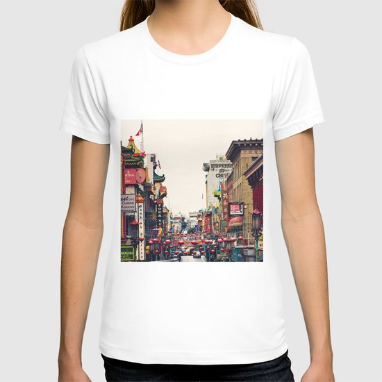 San Francisco China Town T-shirt