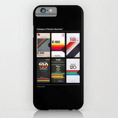 Random Memories Slim Case iPhone 6s